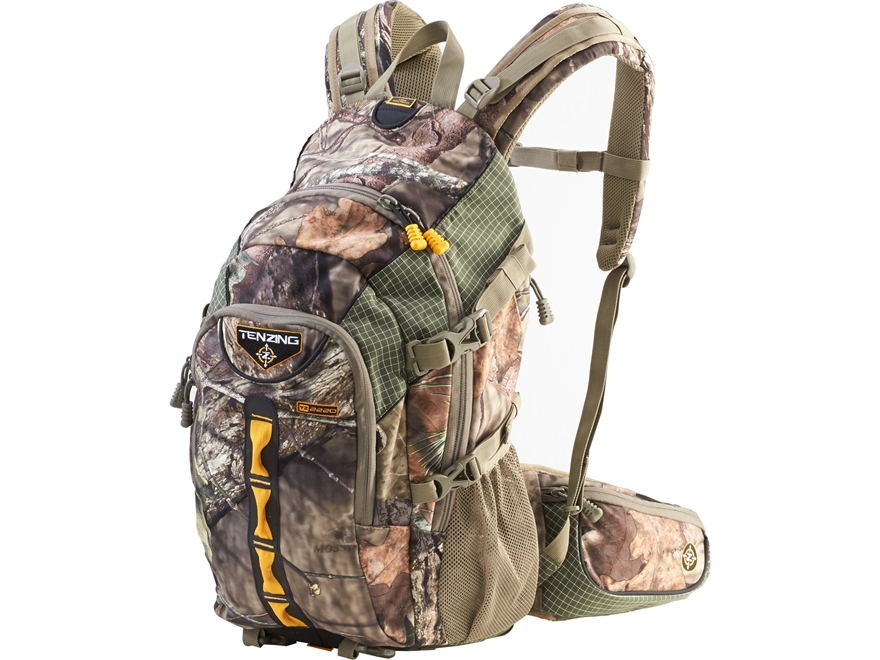 Tenzing TZ 2220 Day Backpack Polyester and Dyneema Mossy Oak Break Up Country Camo