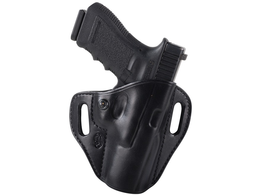 El Paso Saddlery Crosshair Outside the Waistband Holster Right Hand Glock 17, 22, 31  L...