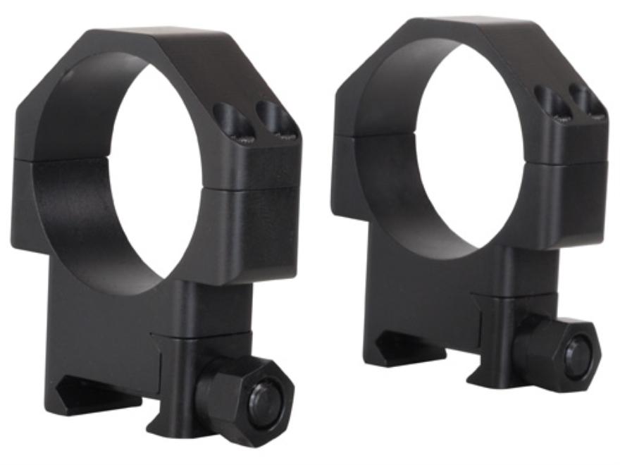 """TPS 35mm TSR """"W"""" Weaver-Style Rings Matte"""