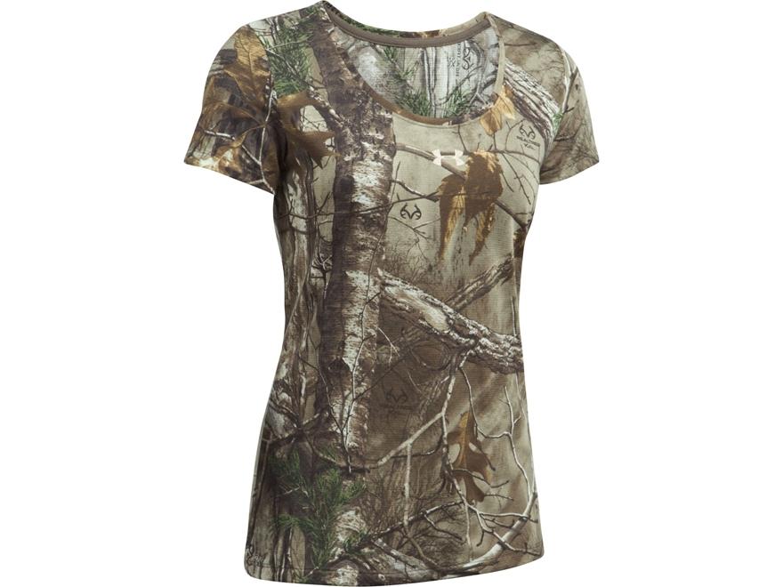 Under Armour Women's UA Early Season Base Layer Shirt Short Sleeve