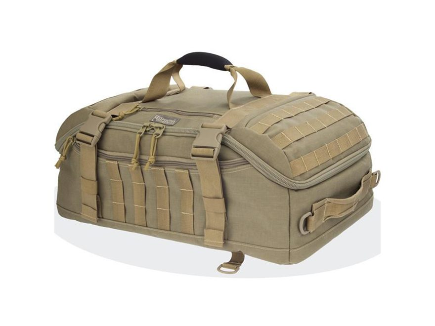 Maxpedition Fliegerduffel Adventure Bag Nylon Khaki