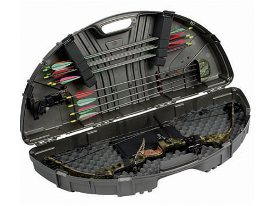 "Plano SE Pro Series 43"" Single Bow Case Polymer Black"