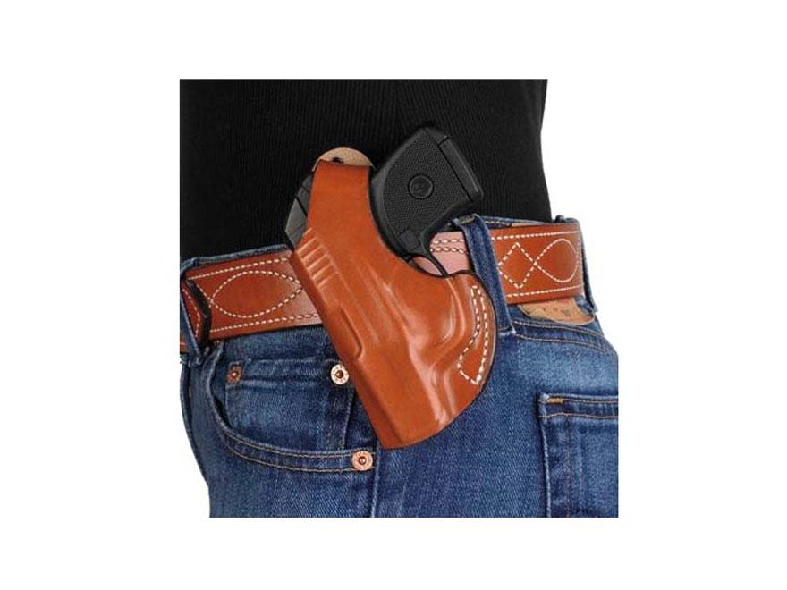 DeSantis Maverick Belt Holster Ruger LCP, LCP Custom, Kel-Tec P3AT Leather