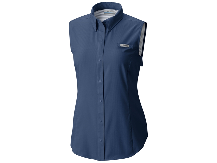 Columbia Women's Tamiami Shirt Sleeveless Polyester