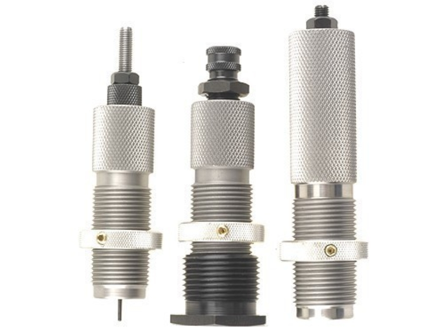 "RCBS 3-Die Set 577-450 Martini-Henry 1""-14 Thread with 1-1/4""-12 Thread Adapter Bushing"