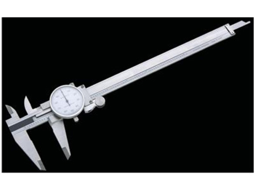 "Steelex Dial Caliper 8"" Stainless Steel"