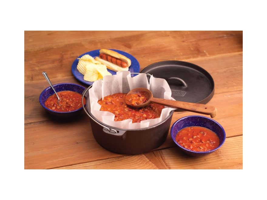 Coleman Dutch Oven Liners Pack of 8