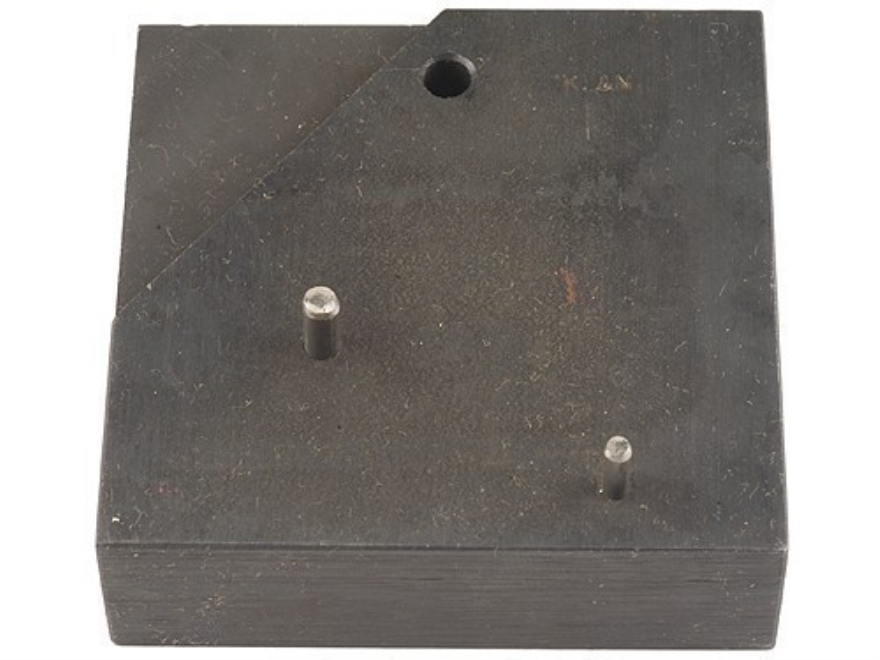 Power Custom Hammer and Sear Fitting Block S&W K, L, N-Frame
