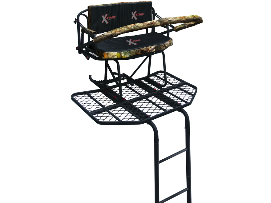 X-Stands Big Bubba 16' Double Ladder Treestand Steel