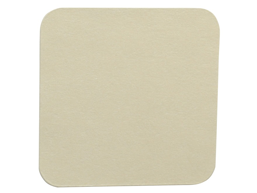 "National Target Pasters 1"" Square Buff Pack of 1000"