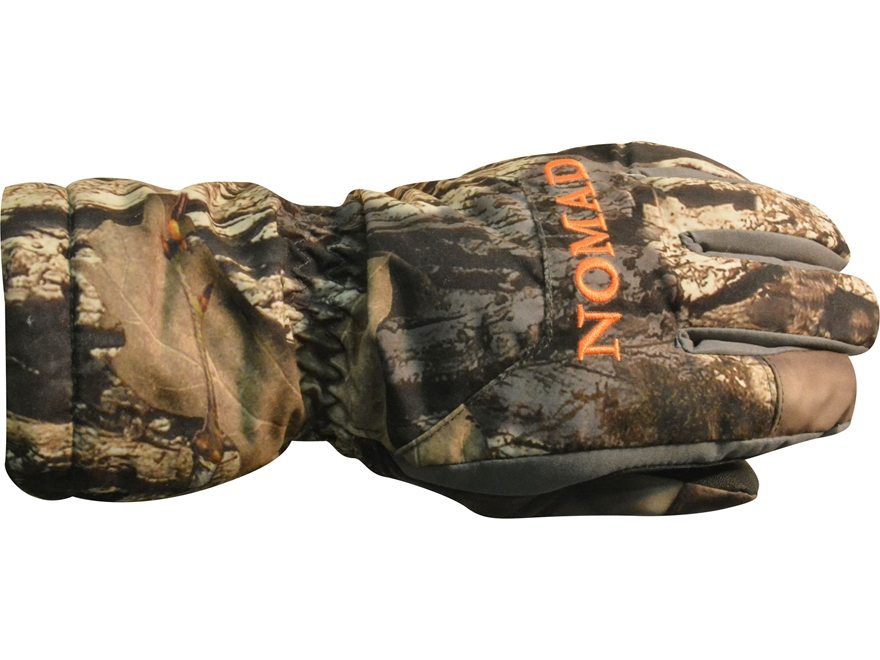 NOMAD Men's Dunn Primaloft Insulated Waterproof Gloves Polyester