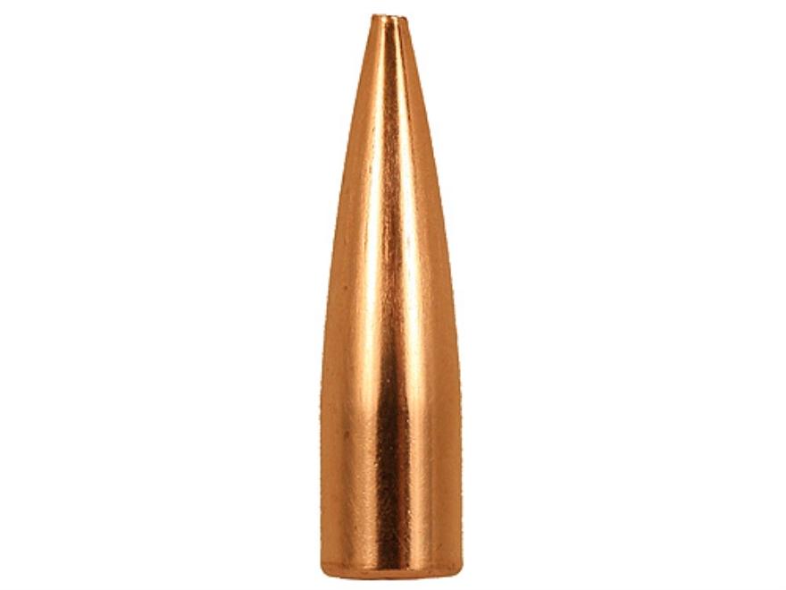 Berger Varmint Bullets 243 Caliber, 6mm (243 Diameter) 69 Grain Hollow Point Flat Base ...