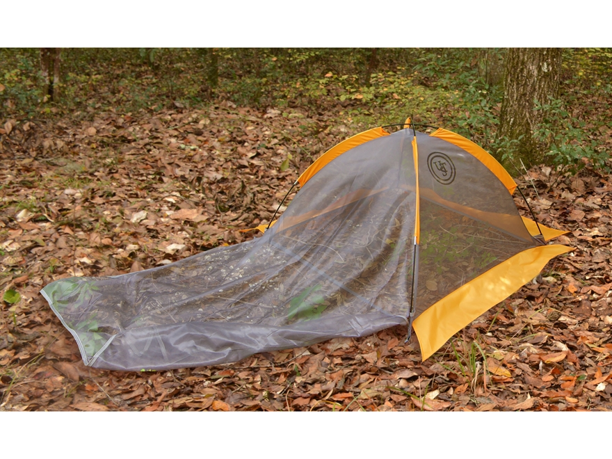 UST Mesh Bug Tent Orange and Gray