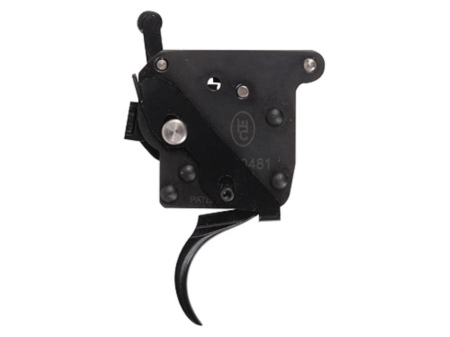 Huber Concepts Tactical 3.5# Rifle Trigger Remington 700 with Left Hand Safety 2-1/2 lb...