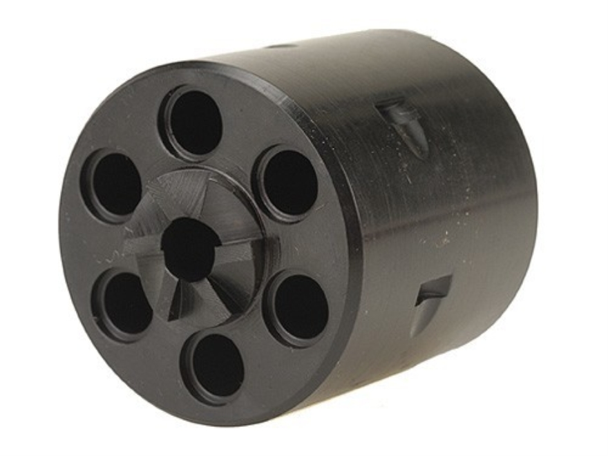 Story Conversion Cylinder Ruger Single Six 17 Hornady Magnum Rimfire (HMR) Steel Blue