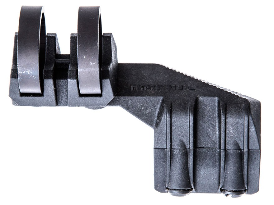 Magpul Flashlight Mount Picatinny Rail Polymer Black