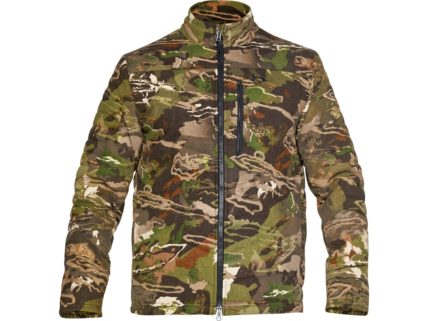 Under Armour Men's UA Stealth Extreme Wool Insulated Jacket Acrylic/Wool
