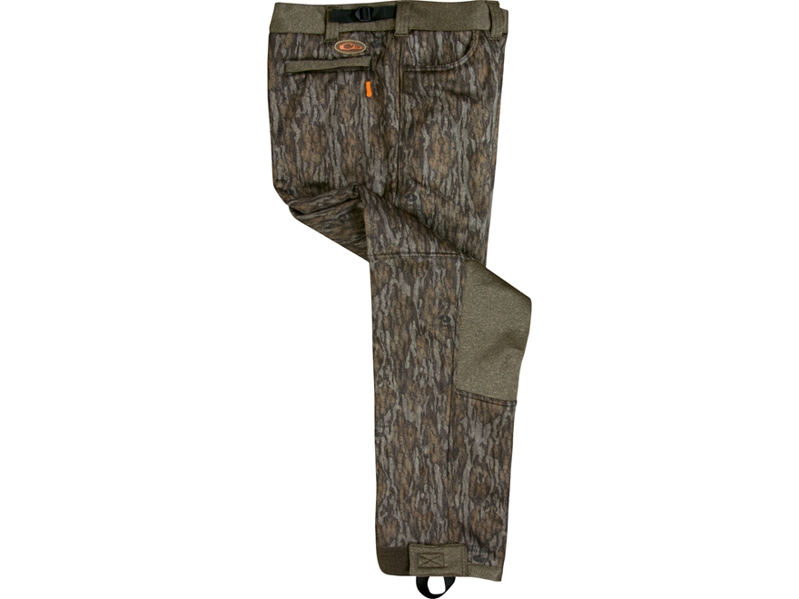 Drake Men's Non-Typical Silencer Scent Control Softshell Pants Polyester