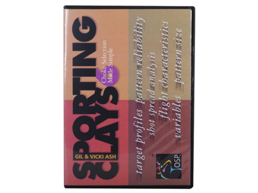 """Choke Selection Made Simple"" DVD by Gil & Vicki Ash"
