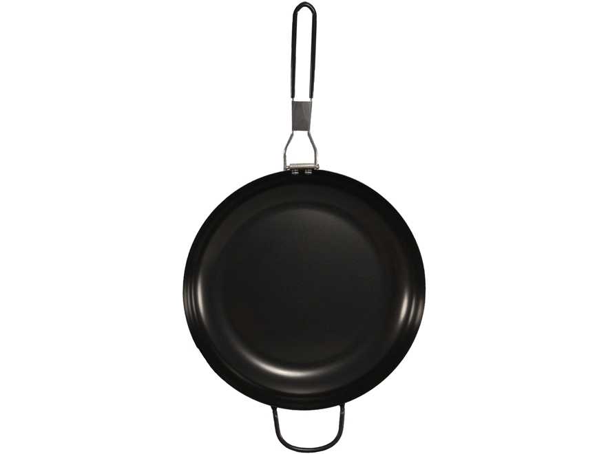 "Coleman 12"" Steel Frying Pan"
