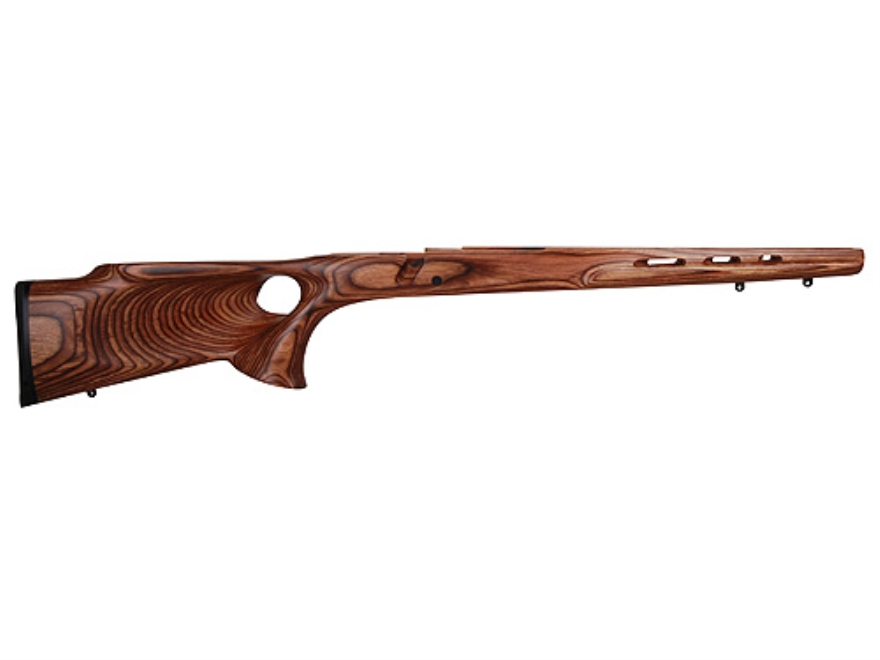Boyds' Ross Featherweight Thumbhole Rifle Stock Ruger M77 Mark II Factory Barrel Channe...