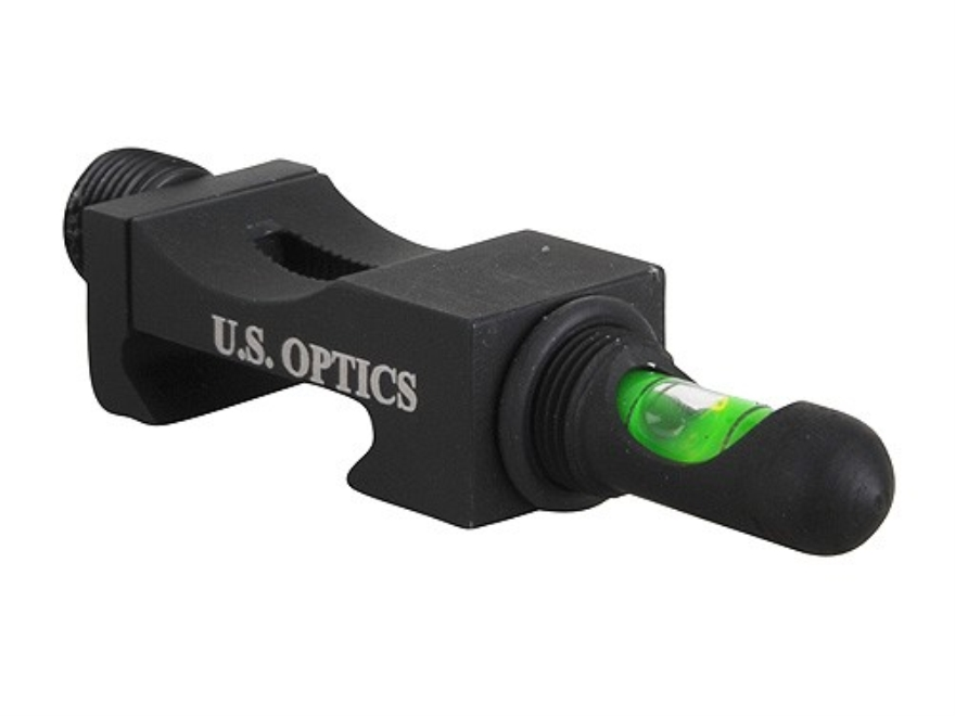 U.S. Optics Anti-Cant Device Picatinny and Weaver Style Bases Fixed Matte