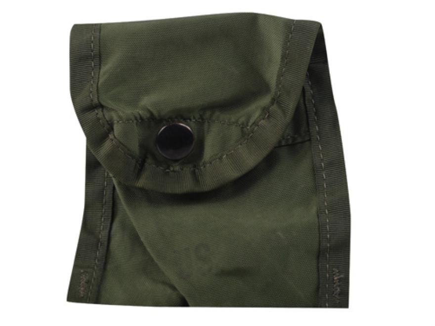 Military Surplus ALICE Compass Pouch Grade 2 Nylon Olive Drab