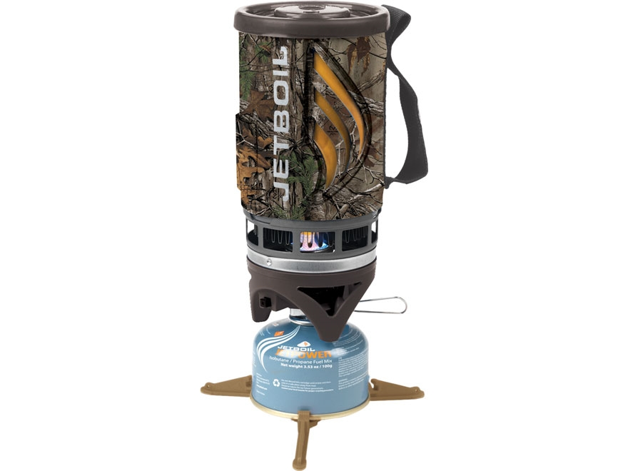 Jetboil Flash Cooking System Realtree Xtra Camo