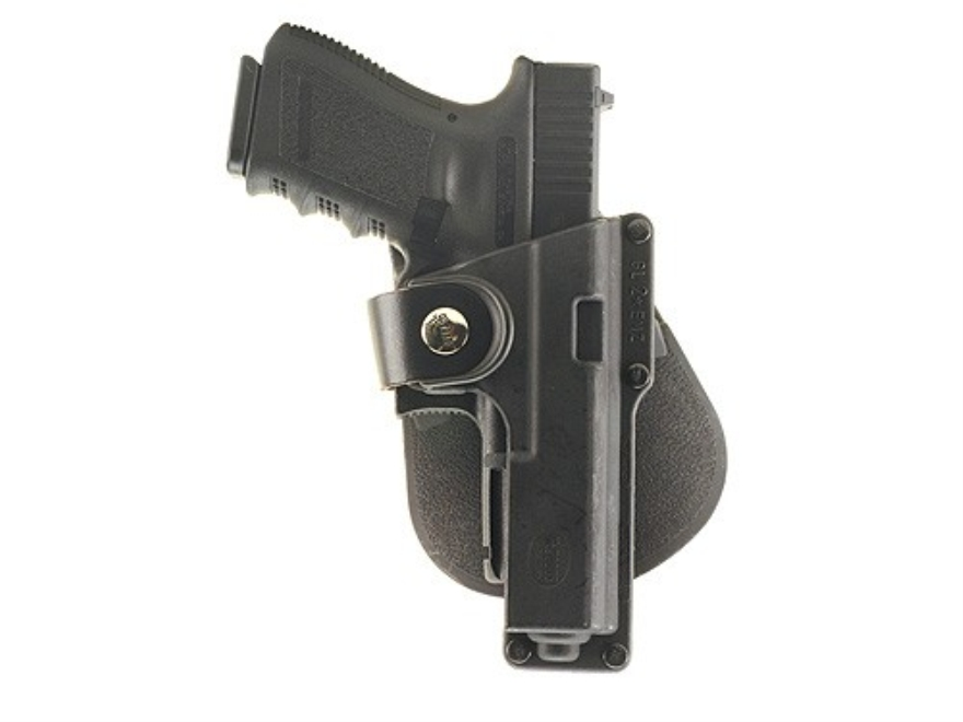 Fobus Tactical Speed Paddle Holster Right Hand Glock 17, 22, 31 with Laser or Light Pol...