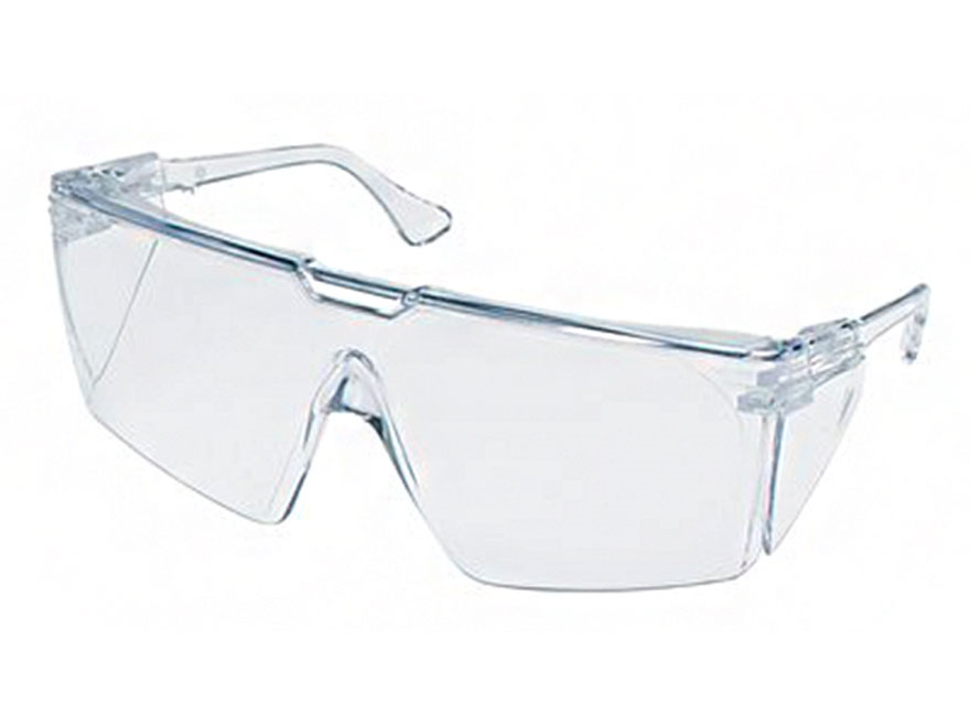 Peltor Eyeglass Protector Shooting Glasses Clear Frame/Clear Lens