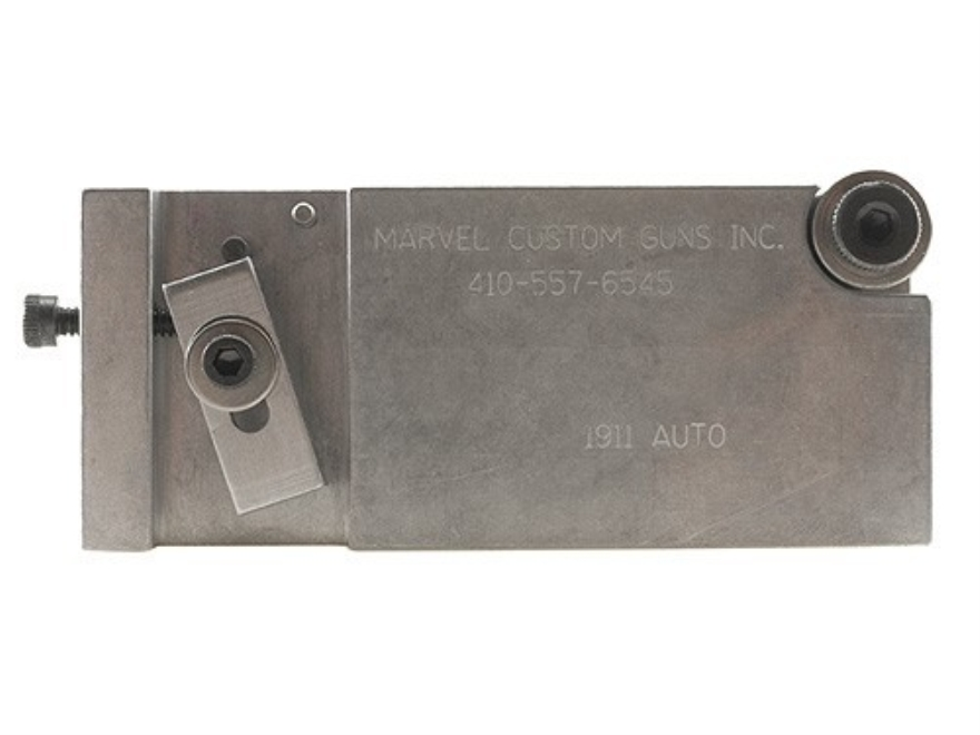 Marvel Custom Sear Fixture 1911