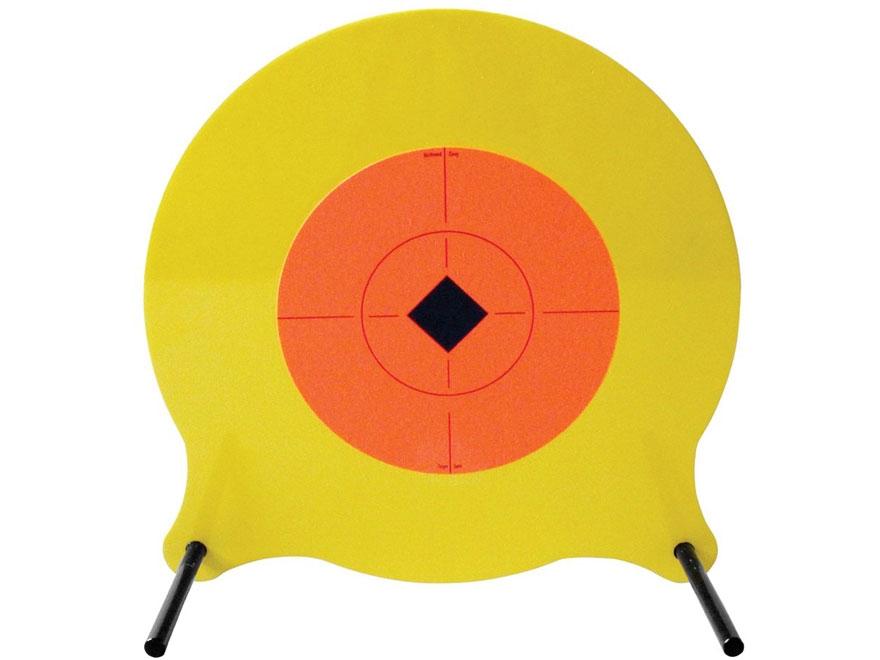 Birchwood Casey Donkey Gong AR500 Centerfire Rifle and Handgun Target Steel Yellow