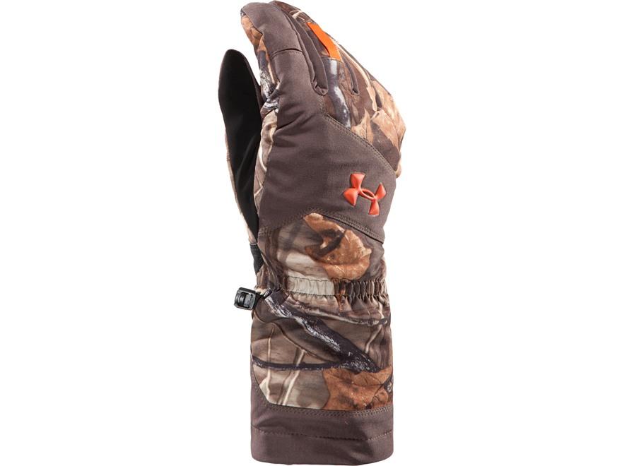 Under Armour Men's Gunpowder Infrared Waterproof Insulated Gloves