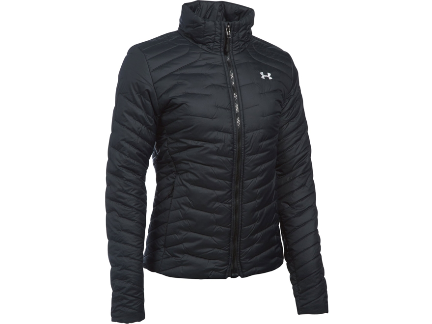 Under Armour Women's UA ColdGear Reactor Insulated Jacket Polyester and Nylon