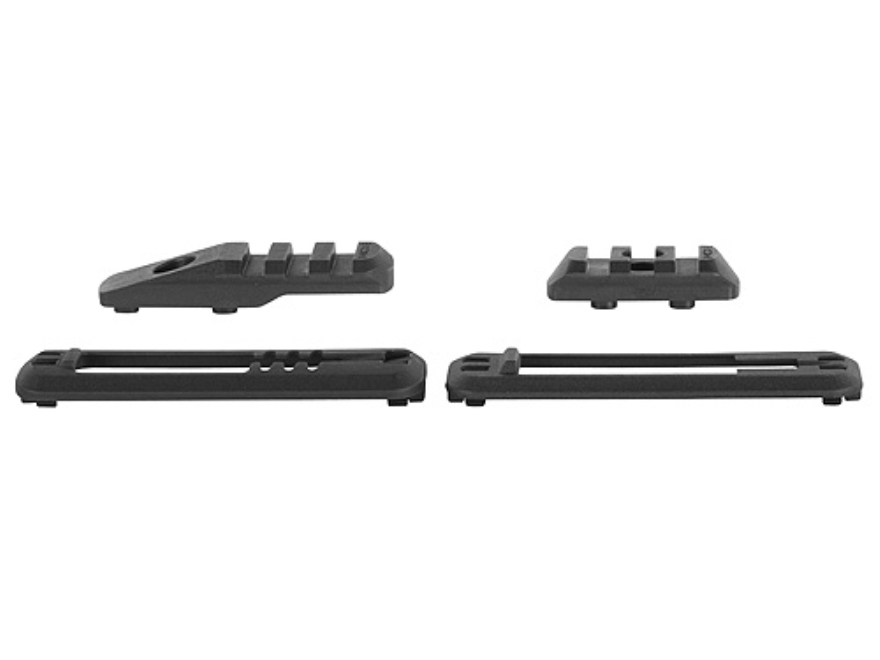 Magpul MOE Illumination Mounting Kit Fits MOE Handguards & Forends Polymer Black