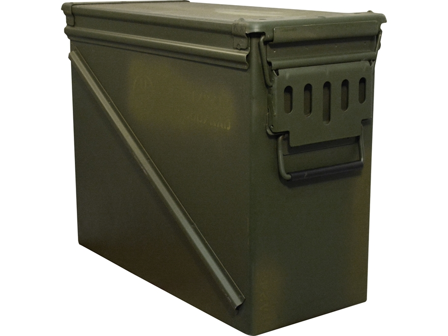 Military Surplus Ammo Can 20mm