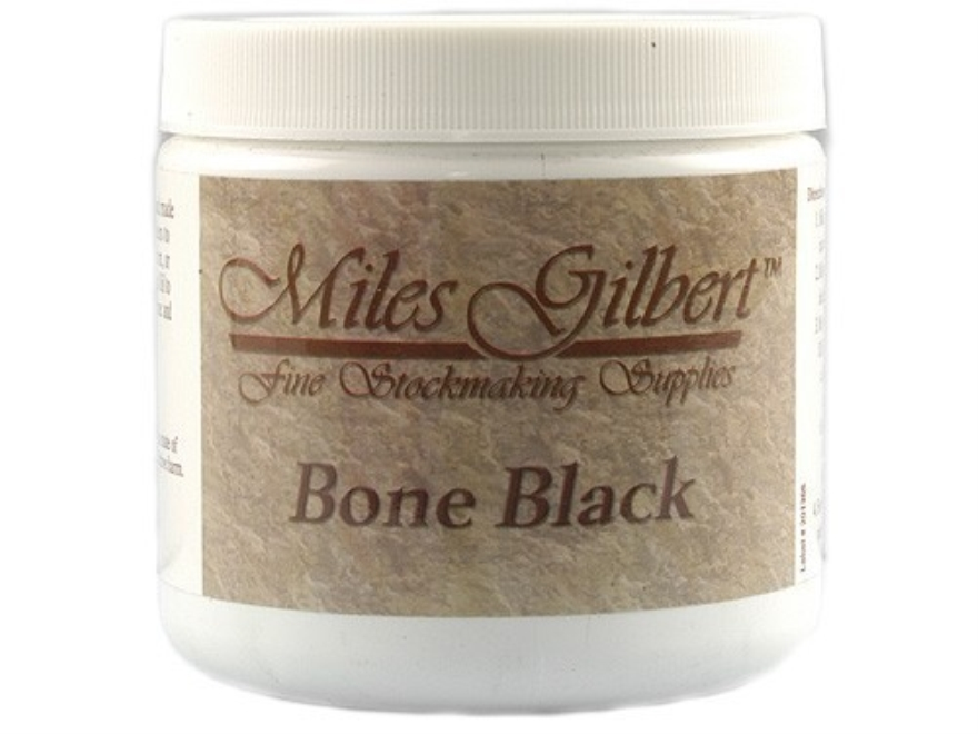 Miles Gilbert Powdered Bone Black 7 oz