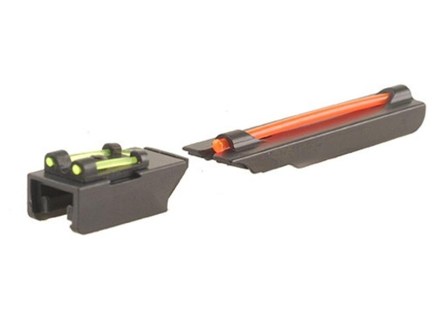 TRUGLO Tru-Point Turkey Sight Set Fits Beretta, Franchi, Browning Shotgun with 6mm Vent...
