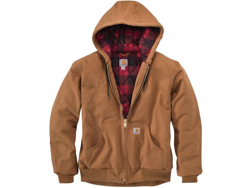 Carhartt Men's Huntsman Active Lined Jacket Cotton