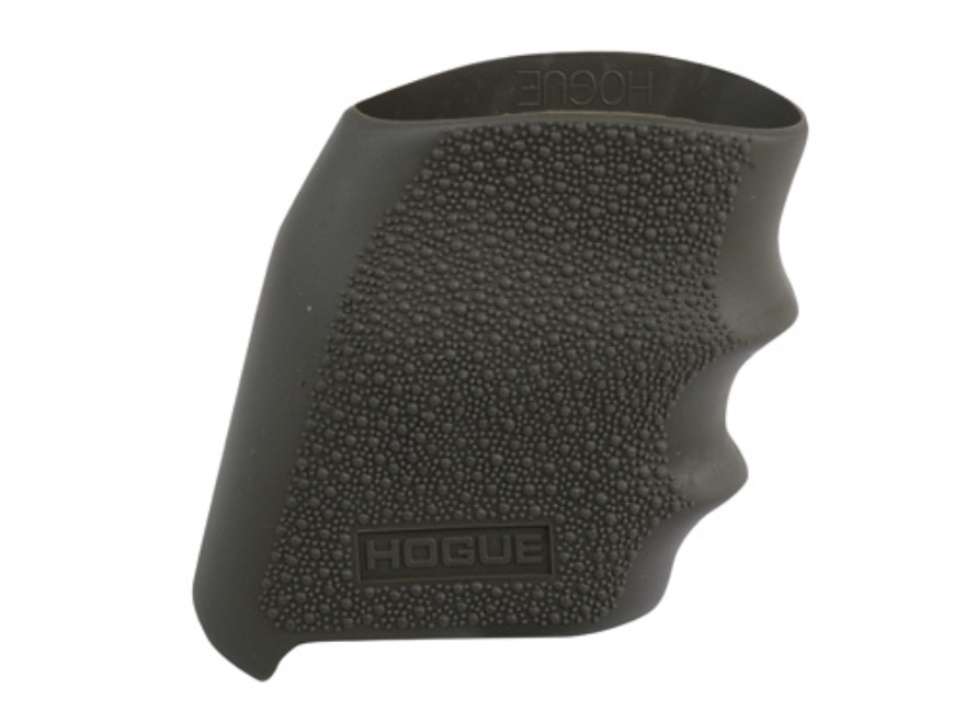 Hogue Handall Slip-On Grip Sleeve Springfield XD 9mm Luger, 40 S&W, 357 Sig Rubber