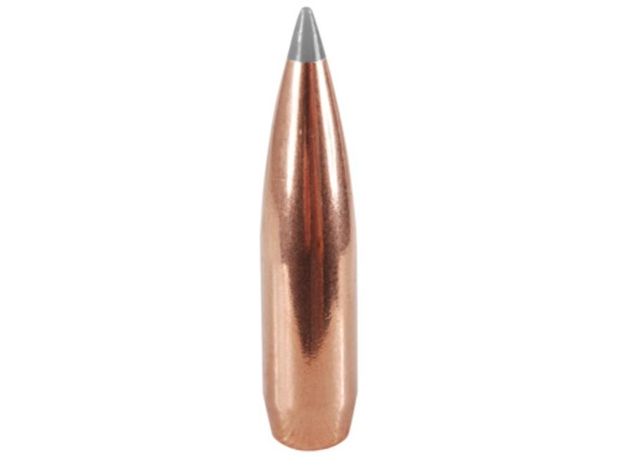 Factory Second Match Bullets 264 Caliber, 6.5mm (264 Diameter) 123 Grain Polymer Tip Bo...