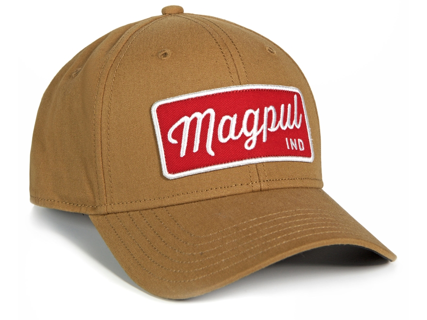 Magpul Script Mid Crown Snapback Cap Cotton/Polyester