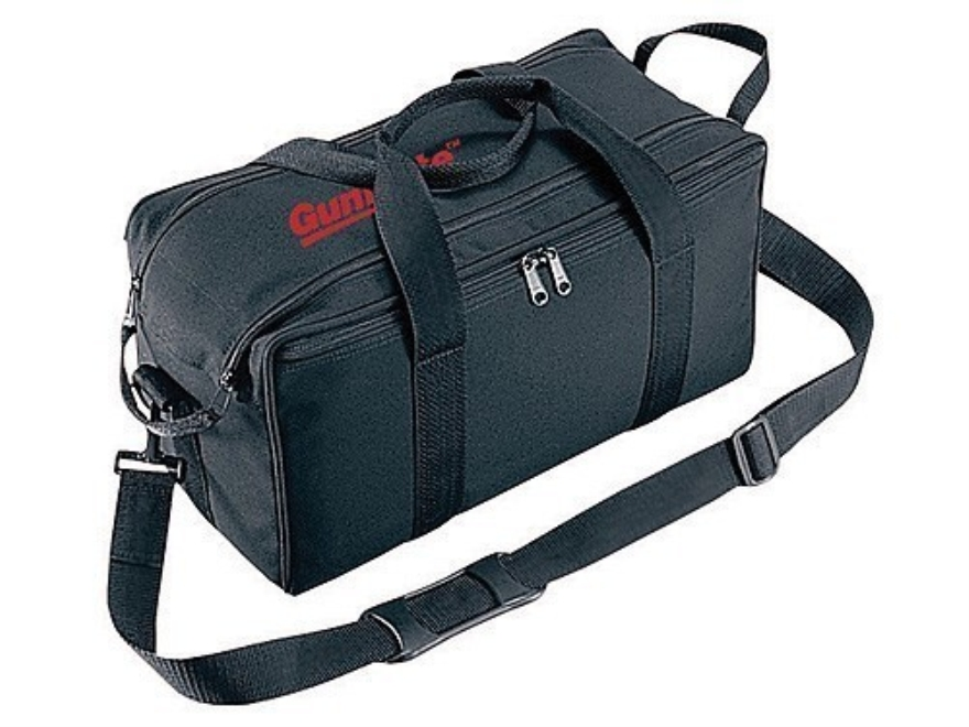 GunMate Range Bag Nylon Black