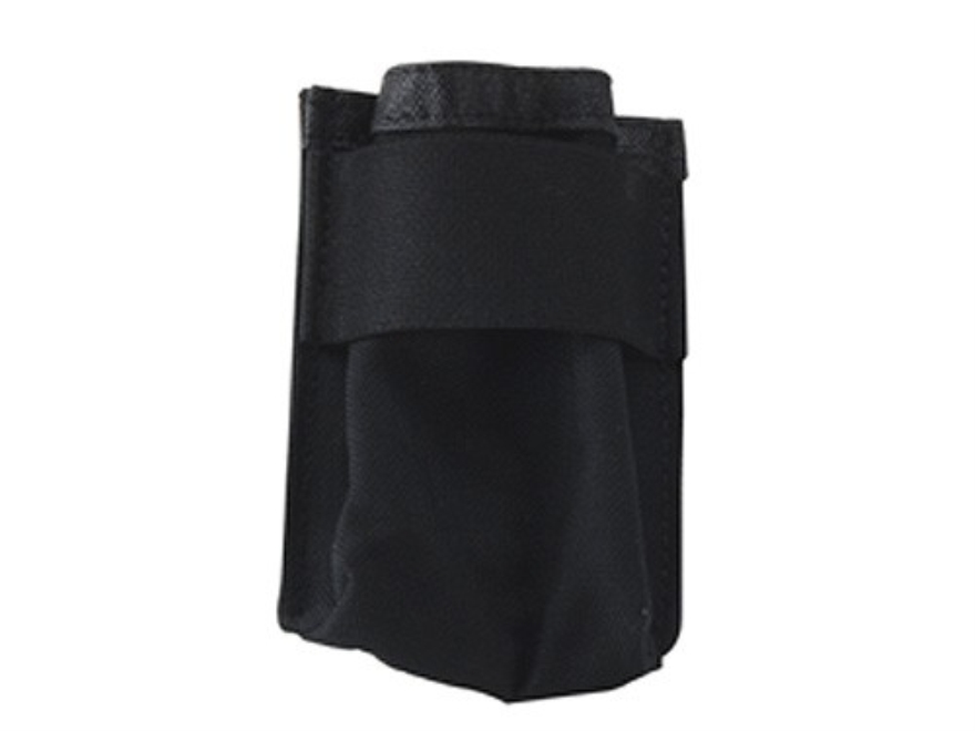 California Competition Works Horizontal Single Magazine Pouch AR-15 30 Round Nylon Black