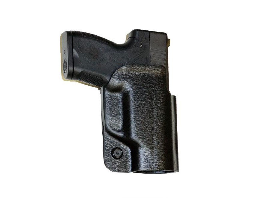 Beretta ABS Paddle Holster Right Hand Beretta PX4 Storm Compact 9mm, 40 S&W ABS Black