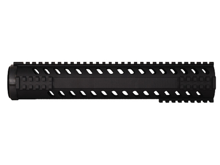 DPMS LRT-SASS Low Quad Rail Free Float Handguard LR-308 Rifle Length Aluminum Black