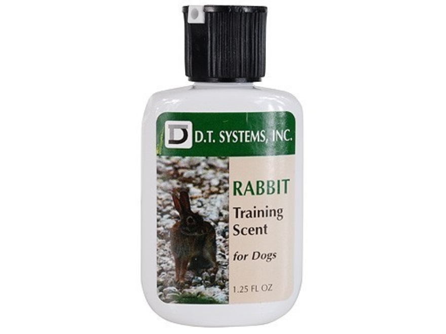 D.T. Systems Rabbit Scent Liquid 1-1/4 oz
