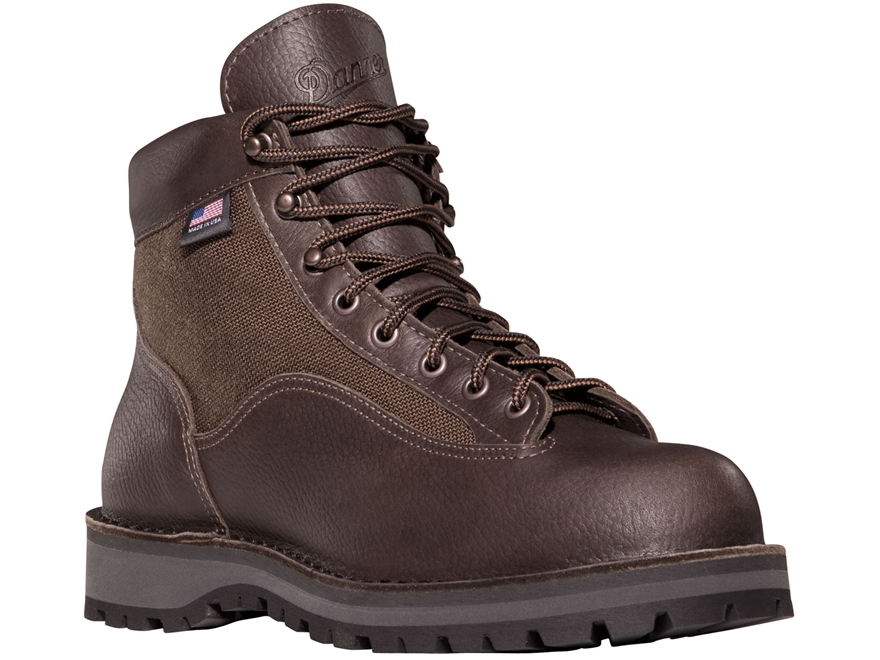 "Danner Light II 6"" Waterproof Hiking Boots Leather"