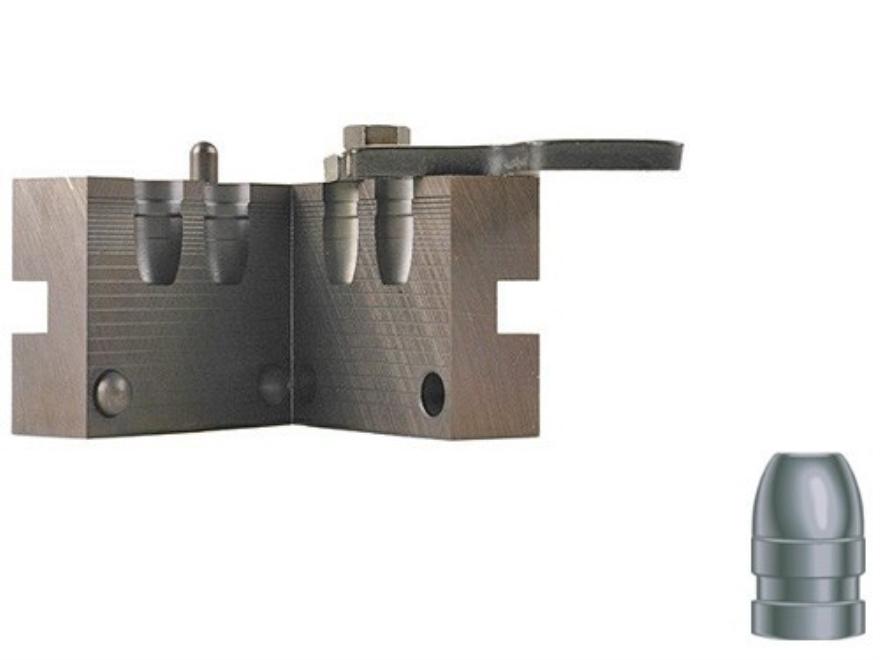 RCBS 2-Cavity Bullet Mold 40-180-FN 40 S&W, 10mm (401 Diameter) 180 Grain Flat Nose