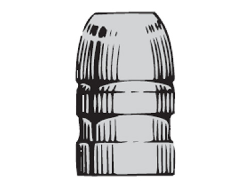 Saeco Bullet Mold #429 44 Special, 44 Remington Magnum (430 Diameter) 240 Grain Flat Nose